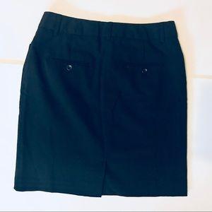 Express Skirts - Express Design Studio Black Pencil Skirt